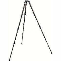 SYSTEMATIC Series 3 Carbon Fiber Tripod, Long 4-section, Eye Level (GT3542LS)