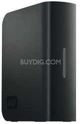 2TB My Book Home Edition External Hard Drive (USB 2.0, FireWire 400, eSATA)
