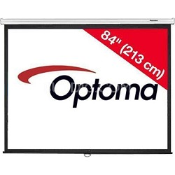 Panoview DS-3084PM 84 Inch 4:3 Manual Pull-Down Projector Screen