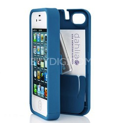 Case for iPhone 4/4S - Turquoise