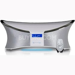 BLUET7 - Powered Bluetooth Speaker (White)