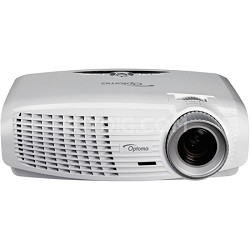 Optoma HD25-LV, HD (1080p), 3200 ANSI Lumens, 3D-Home Theater Proj.(White) - OPEN BOX