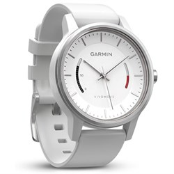 Vivomove Sport Activity Tracker - White with Sport Band (010-01597-03)