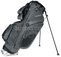 Warbird Xtreme Stand Bag for Golf - Charcoal