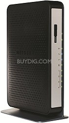 N450 WiFi DOCSIS 3.0 Cable Modem Router (N450-100NAS)