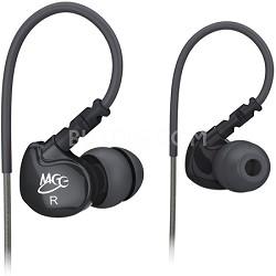 M6 Sports In-Ear Headphones (Black)