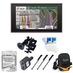 "nuvi 3597LMTHD 5"" Bluetooth GPS with Lifetime Maps and Traffic Ultimate Bundle"