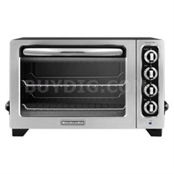 "12"" Counter Top Oven in Onyx Black - KCO222OB"