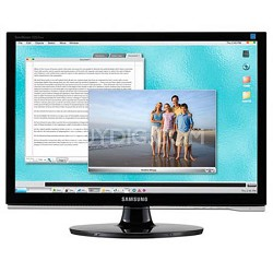 "SyncMaster 2253BW Black 22"" Widescreen LCD Monitor"