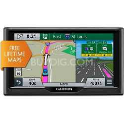 "nuvi 67LM 6.0""-inch Essential Series 2015 GPS Navigation System w/ Lifetime Maps"