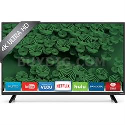 "D65u-D2 65"" Class Ultra HD 4K Full-Array LED Smart TV - OPEN BOX"
