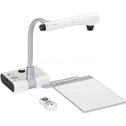TT-02RX Document camera , color, optical zoom 5.2 x motorized 800 TVL - OPEN BOX