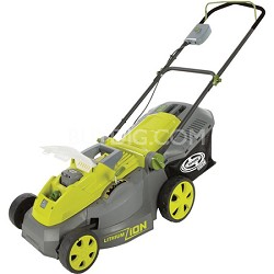 "iON16LM 40 V Cordless 16"" Lawn Mower with Brushless Motor"