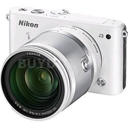 1 J3 14.2MP Mirrorless Digital Camera with 10-100mm VR Lens (Refurbished)