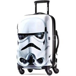 """21"""" Hardside Spinner Suitcase (Star Wars Storm Trooper)"""