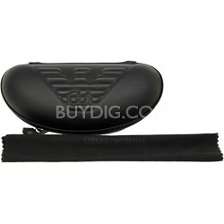 Glasses Case with Micro Fiber Cleaning Cloth