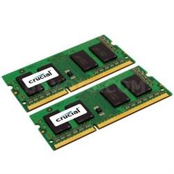 16GB kit DDR3 1600 SODIMM