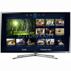UN46F6300 - 46 inch 1080p 120Hz Smart WiFi LED HDTV