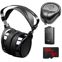 HE400i Over Ear Full-size Planar Magnetic Headphones Ultimate Bundle