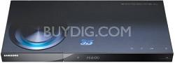 BD-C7900 - Blu-Ray 3D Disc Player Internet TV