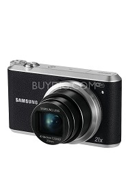 WB350 16.3MP 21x Opt Zoom Smart Camera - Black