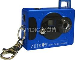 KDC31 Keychain Digital Camera (Blue)