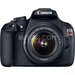 EOS Digital Rebel T5 18MP SLR Digital Camera & EF-S 18-55mm IS II Lens Kit