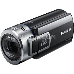 HMX-Q20BN HD Camcorder with 20x Zoom (Black)
