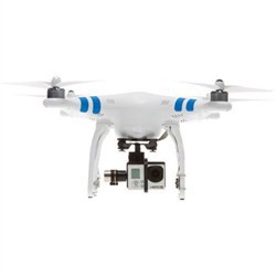 Phantom 2 Ready to Fly, multi-rotor aircraft + Zenmuse H3-3D Gimbal for GoPro 3