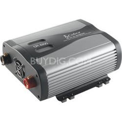 CPI1000 1000W 12V DC to 120V AC Power Inverter with USB Port