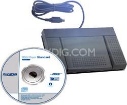 AS-2400 PC Transcription Kit