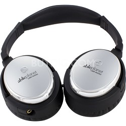 True Fidelity Active Noise Canceling Headphones - OPEN BOX