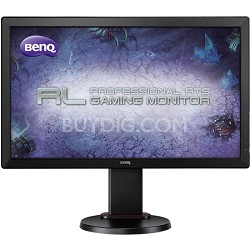 "RL2450HT 24""  Screen LED Professional Gaming Monitor - Manufacturer Refurbished"