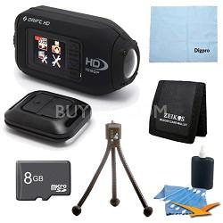 Drift HD Full 1080p High Definition Helmet Action Camera Kit Ultimate Bundle