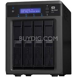 20TB My Cloud EX4 Personal NAS - WDBWWD0200KBK-NESN