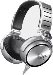 "MDRX10 ""The X"" Headphone with 50mm Diaphragms (Black)"