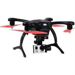 GhostDrone 2.0 Aerial Drone - Black/Orange 1 Year Crash Coverage Included