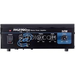 Home Mini 2x75W Stereo Power Amplifier