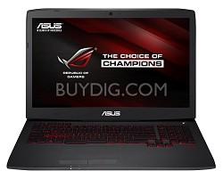 ROG G751JY-DH71 17.3-inch Gaming Laptop, GeForce GTX 980M Graphics, Full HD IPS
