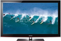 "PN58B650 58"" High-definition 1080p Plasma TV"