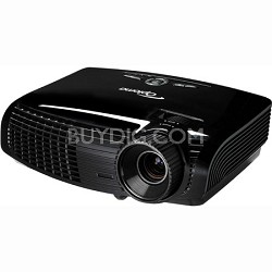 HD141X Full 3D 1080p 3000 Lumen DLP Home Theater Projector with MHL Enabled HDMI