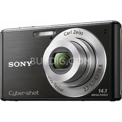 Cyber-shot DSC-W530 Black Digital Camera