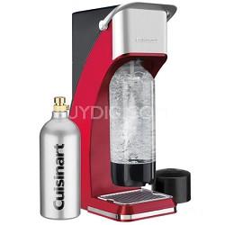 Sparkling Beverage Maker - Red