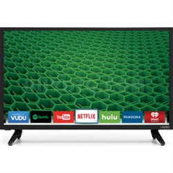 "D24-D1 D-Series 24"" Class Edge-Lit LED Smart TV - OPEN BOX"