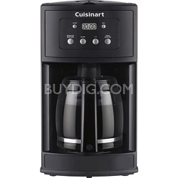 DCC-500 12-Cup Programmable Black Coffeemaker
