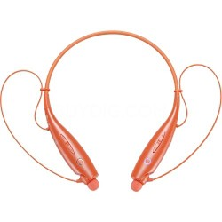 HBS-730 Bluetooth Headset - Retail Packaging -  Persimmon Orange