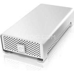 G-RAID Mini USB 3.0 2TB Portable High-Performance Dual-Drive Hard Drive