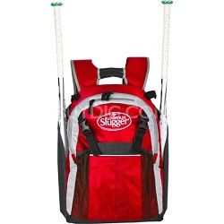 EB 2014 Series 5 Stick Baseball Bag - Scarlet