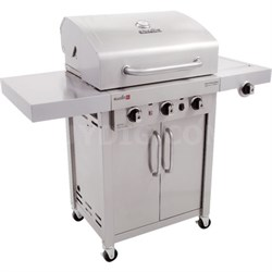Professional IR SS 420 Series 3-Burner Gas Grill (463367516)