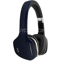 Atlas Carbon IML Graphics On-Ear Headphones with Headset Functionality